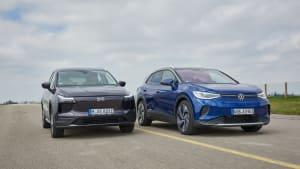 Der Vergleich von VW ID4 und dem Chinesischen Aiways U5