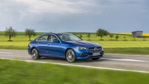 Der neue Mercedes Benz C-Klasse 2021