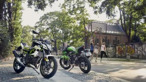 Kawasaki Z 125