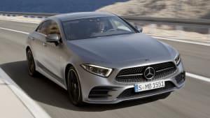 Mercedes CLS von 2018/2019 wird von Daimler zurückgerufen