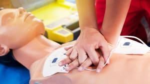 Erste Hilfe, Herz-Rythmus-Massage