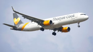 Thomas Cook Flieger