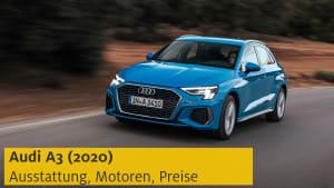 Youtubevorschauf für Audi A3