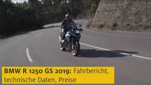 Video über BMW R 1250 GS