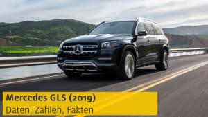 Youtubevorschau zum Testfilm über den Mercedes GLS