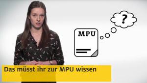 Video zu den wichtigsten Fragen rund um die MPU