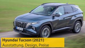 Vorschaubild zum Video zum Hyundai Tucson 2021