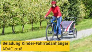 Vorschaubild für das Video Kinder-Fahrradanhänger richtig beladen