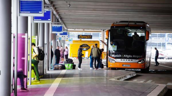 ADAC Fernbusbahnhoftest 2020 Stuttgart SAB
