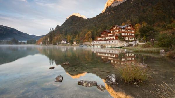 Hotel am Hintersee in Bayern
