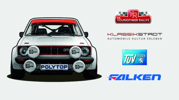 ADAC Hessen-Thüringen Youngtimer Rallye 2021