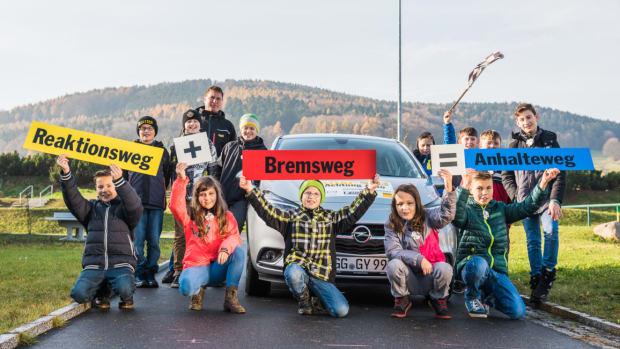 Ihre Chance als ehrenamtlicher Verkehrserzieher beim ADAC Hessen-Thüringen