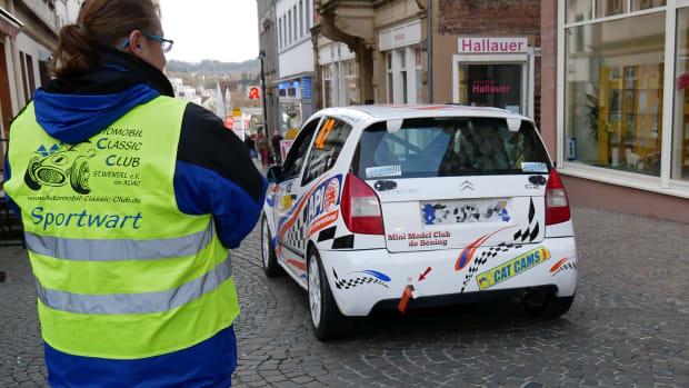 ADAC Saarland Saarland-Pfalz-Rallye Deutsche Rallye Meisterschaft St. Wendel Sportwart Ortsclub