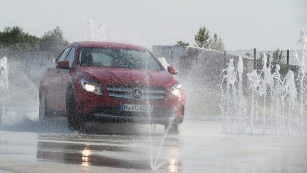 ADAC Fahrsicherheitstraining in Sachsen