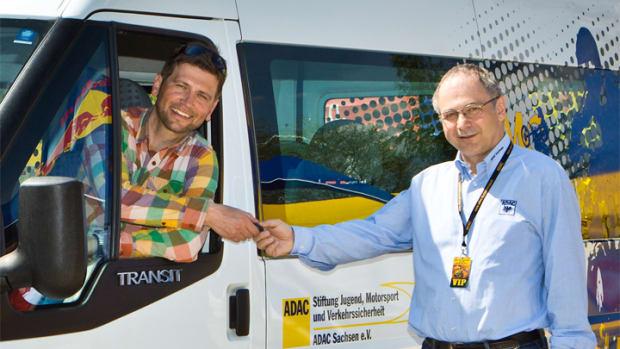 Stifung Jugend, Motorsport und Verkehrssicherheit des ADAC Sachsen