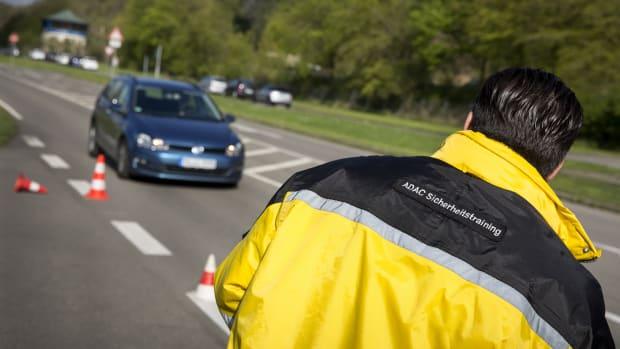 Fahrsicherheitstraining beim ADAC Württemberg