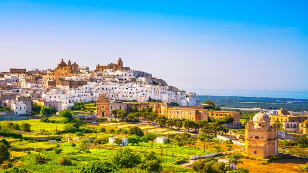 ADAC Reisen Apulien