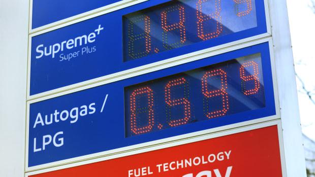 LPG Autogaspreise an der Tankstelle im Vergleich zu Benzinpreisen