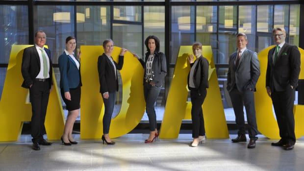 Gruppenbild der ADAC-Rechtsberatung