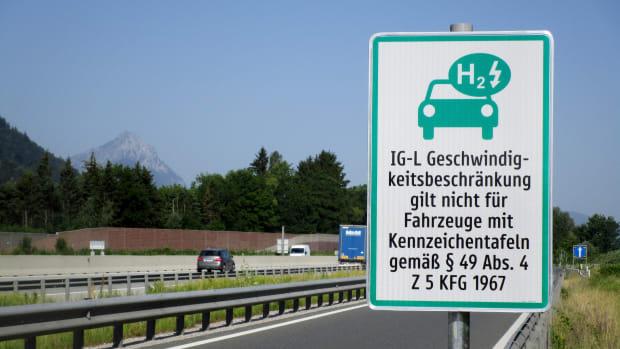 IG-L Tempolimitschild mit Ausnahme für E-Autos