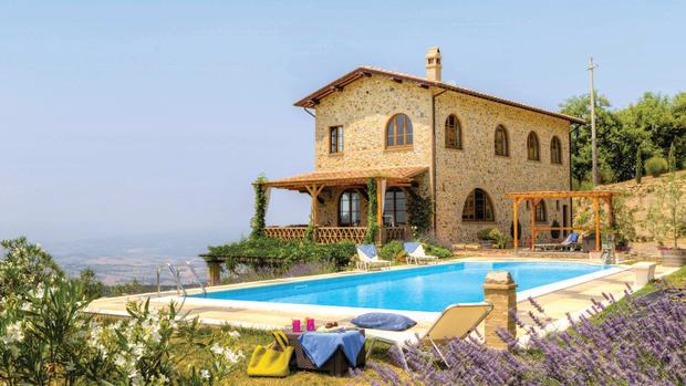 Ferienhaus von Novasol