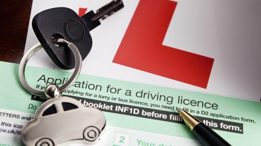 Antrag für einen Führerschein im Ausland