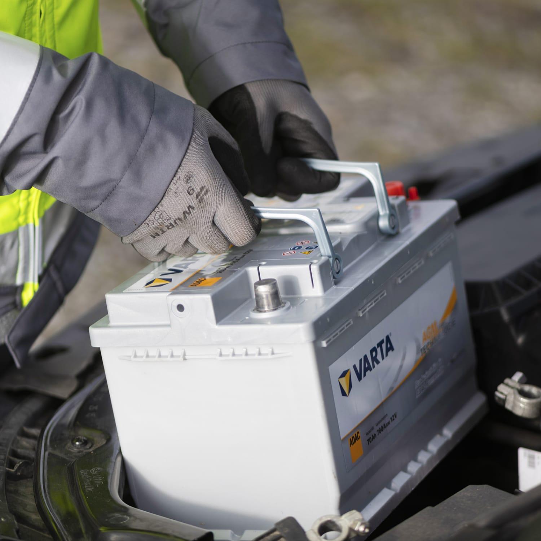 Adac Batterie Wechseln