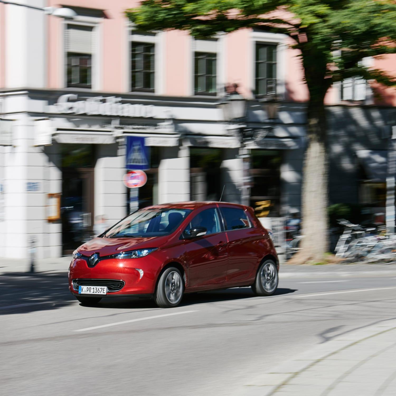 Renault Zoe: Renault Zoe (2018): Test, Daten, Batterie, Reichweite