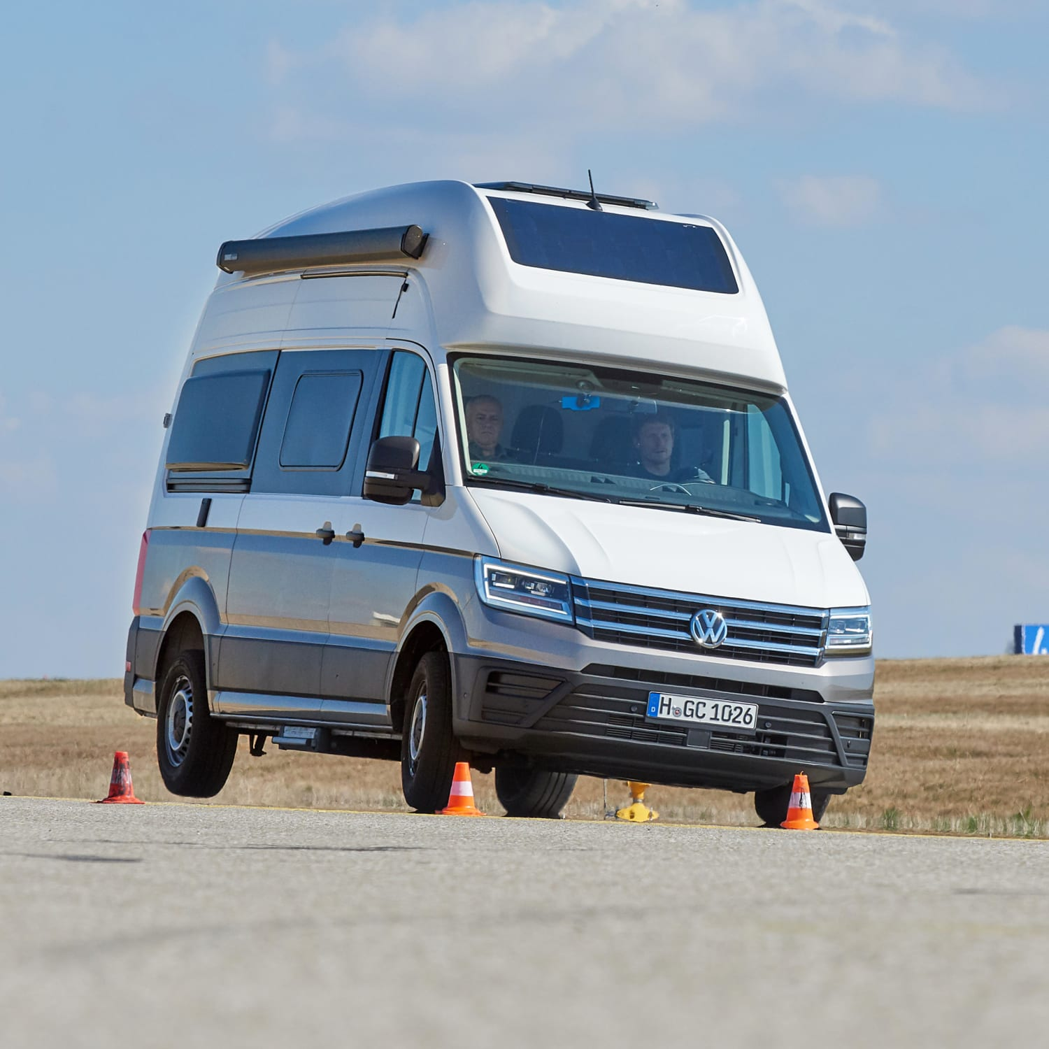 VW Grand California 10 im Test  ADAC