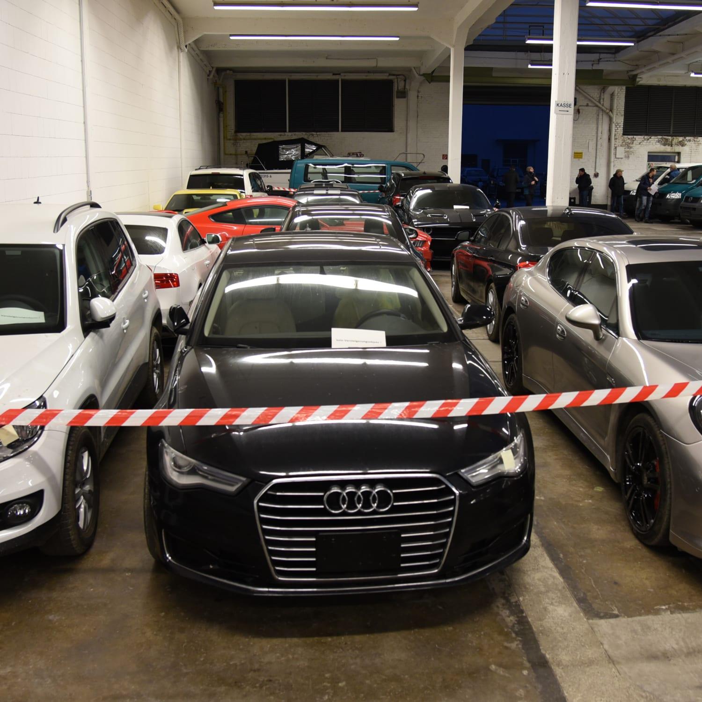 Beschlagnahmte Autos Kaufen