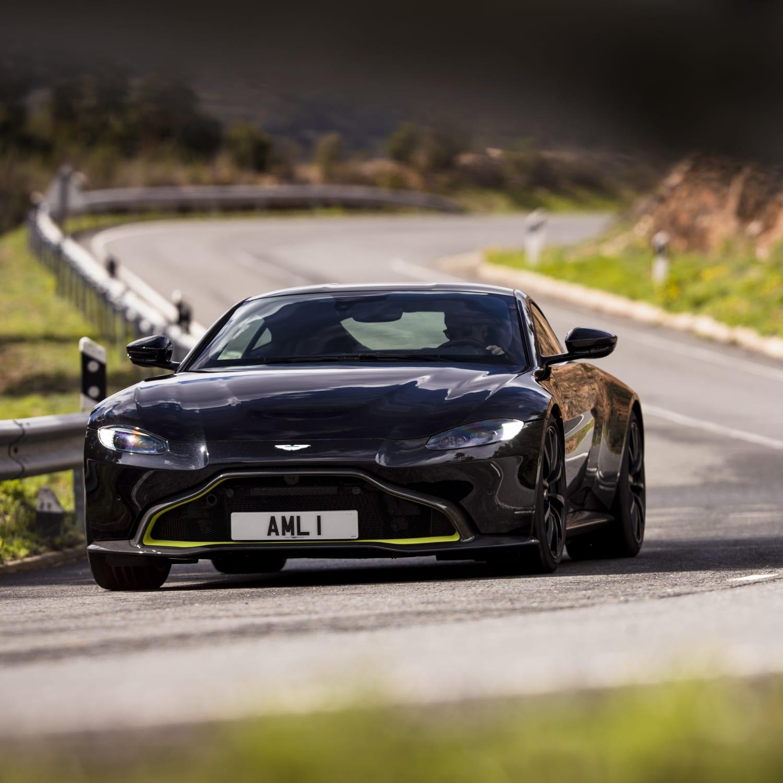 Aston Martin Vantage 510 Ps Sportwagen Für Die Rennstrecke Adac