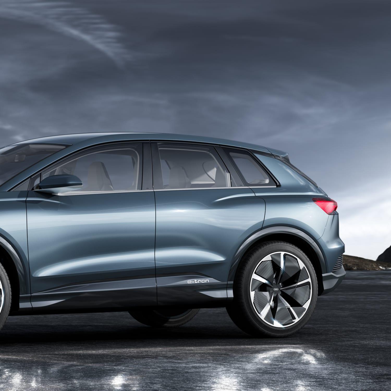 Audi Q4 E-tron Sportback (2020): Elektro-SUV, Reichweite