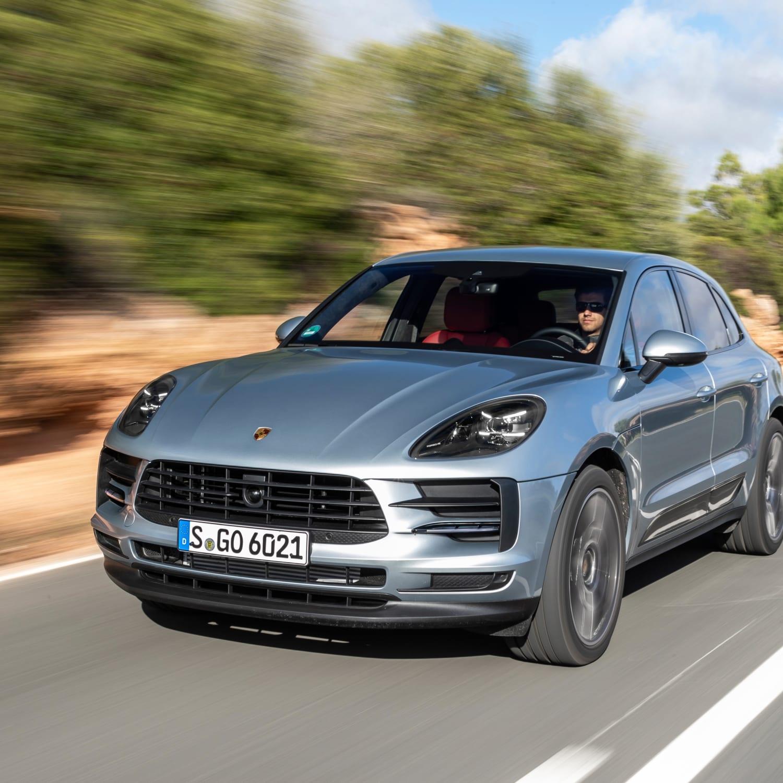Porsche Macan: Porsche Macan S Im Test: First Class-SUV