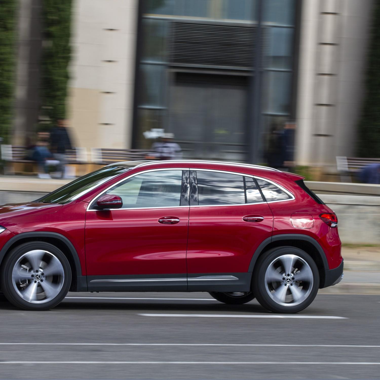 Mercedes Gla 2020 Im Test Kompakt Suv Daten Bilder Adac