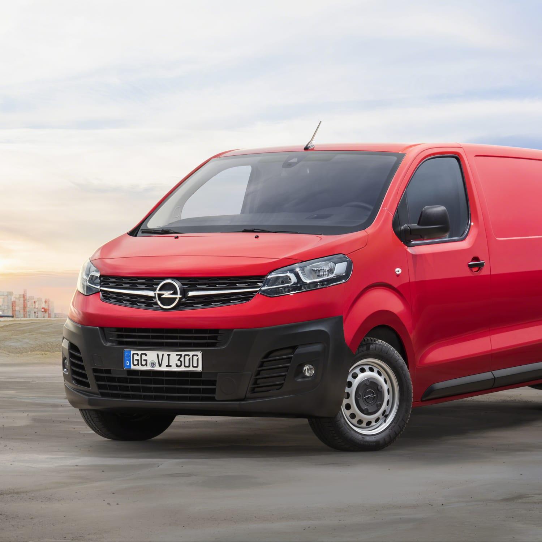 2020 Opel Vivaro New Model and Performance