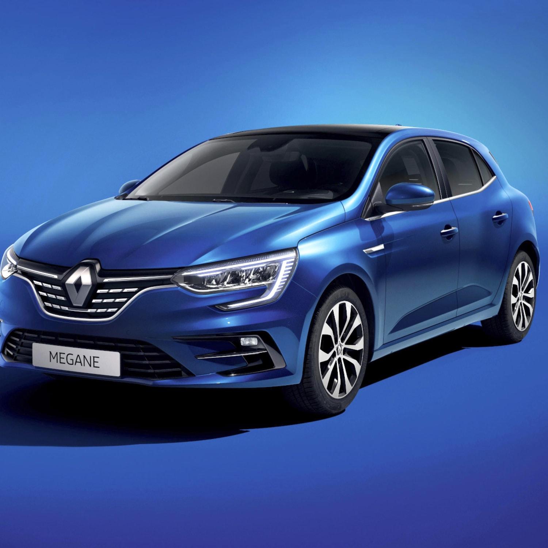 Renault Megane: Renault Mégane (2020) Facelift: Erste Infos Und Bilder