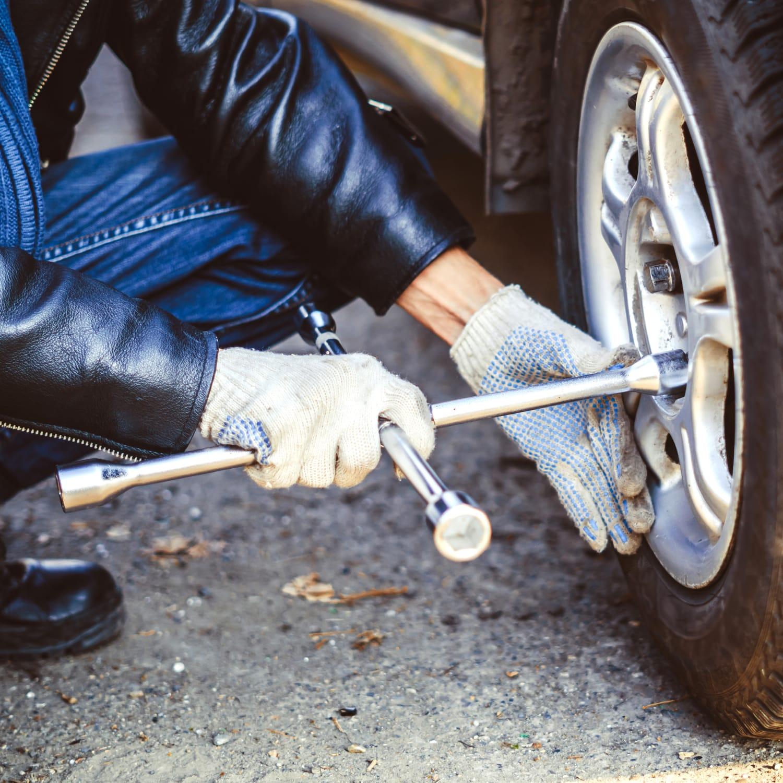 Bobby Car Reifen Wechseln