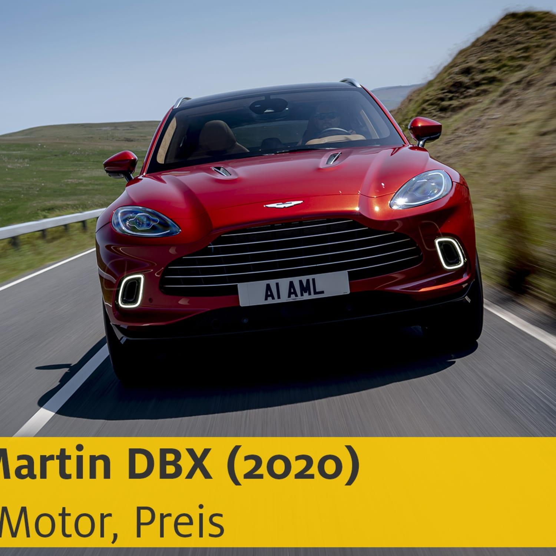 Aston Martin Dbx Im Nobel Suv In Den Matsch Adac