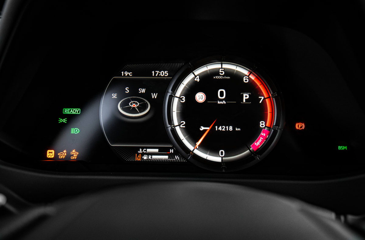 Lexus US Display