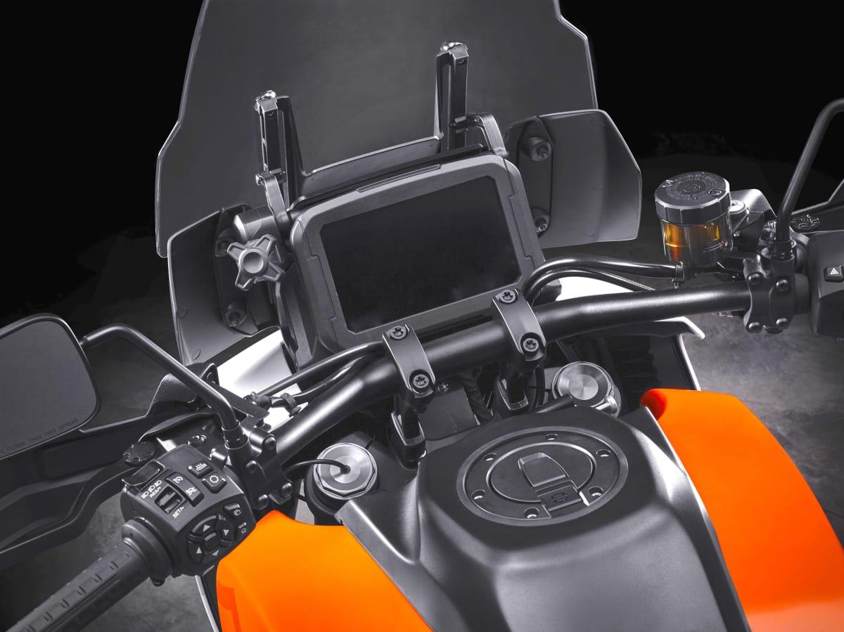 Harley Davidson Pan America  Lenker