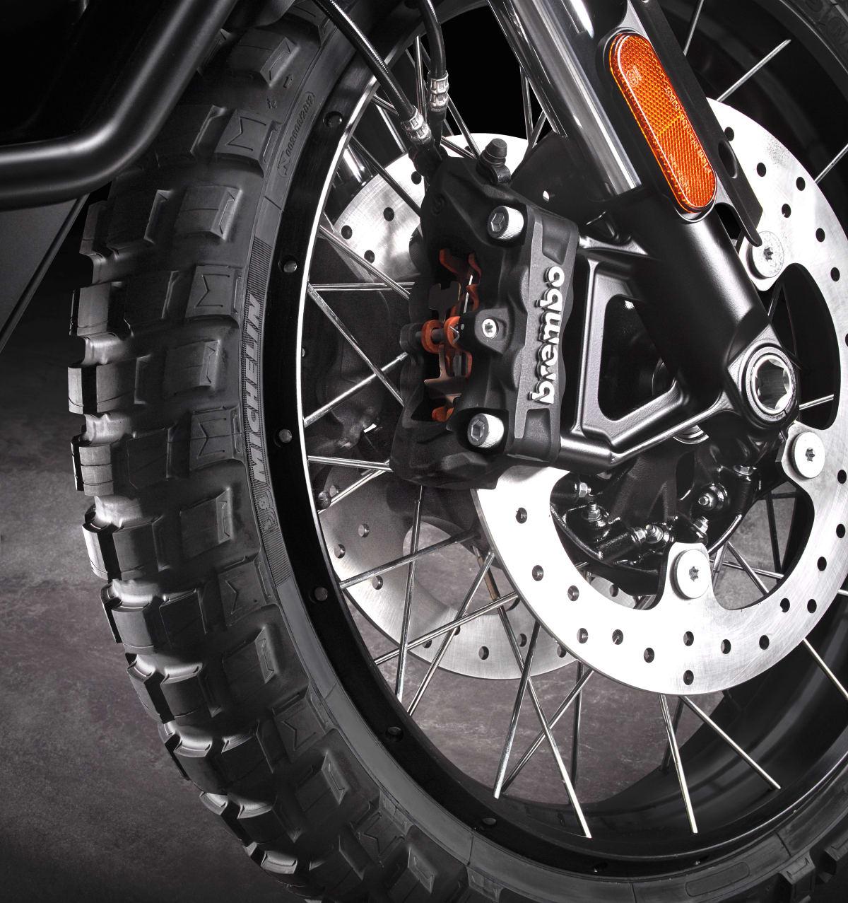 Harley Davidson Pan America Bremse