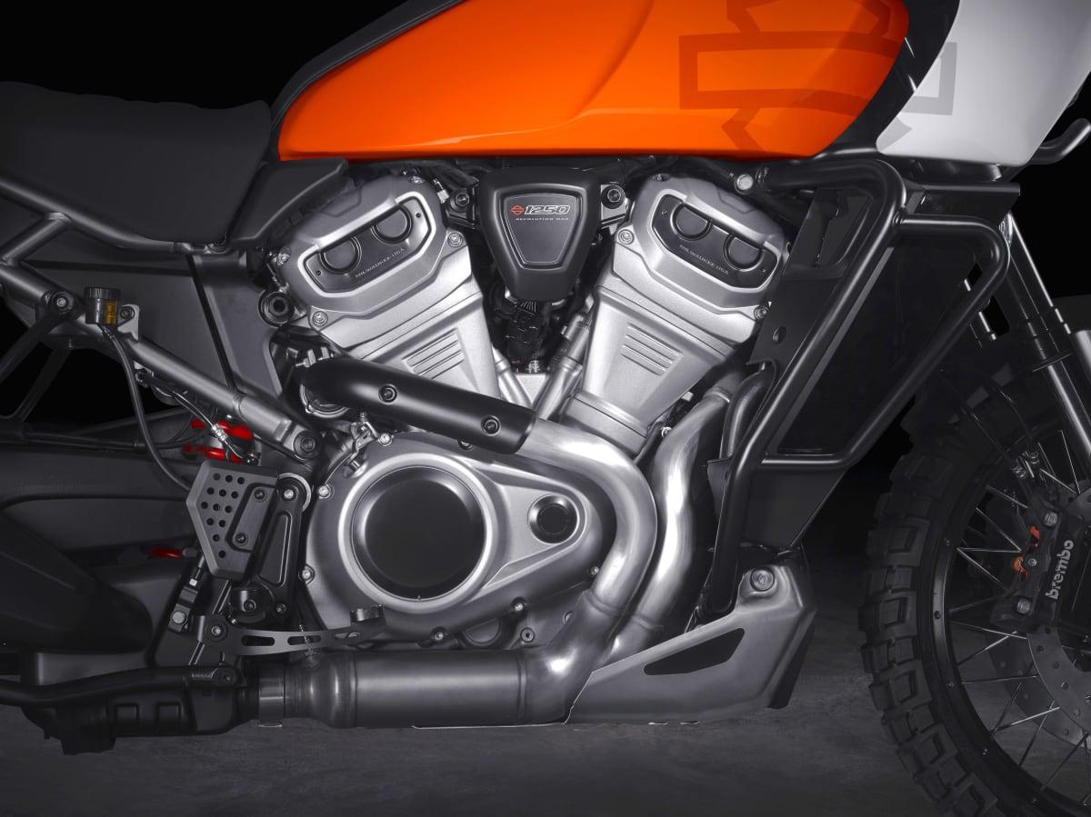 Harley Davidson Pan America  Motor