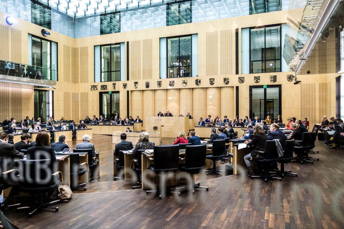 985. Sitzung des Bundesrates am 14. Februar 2020 in Berlin mit der Abstimmung über Änderungen des StVO