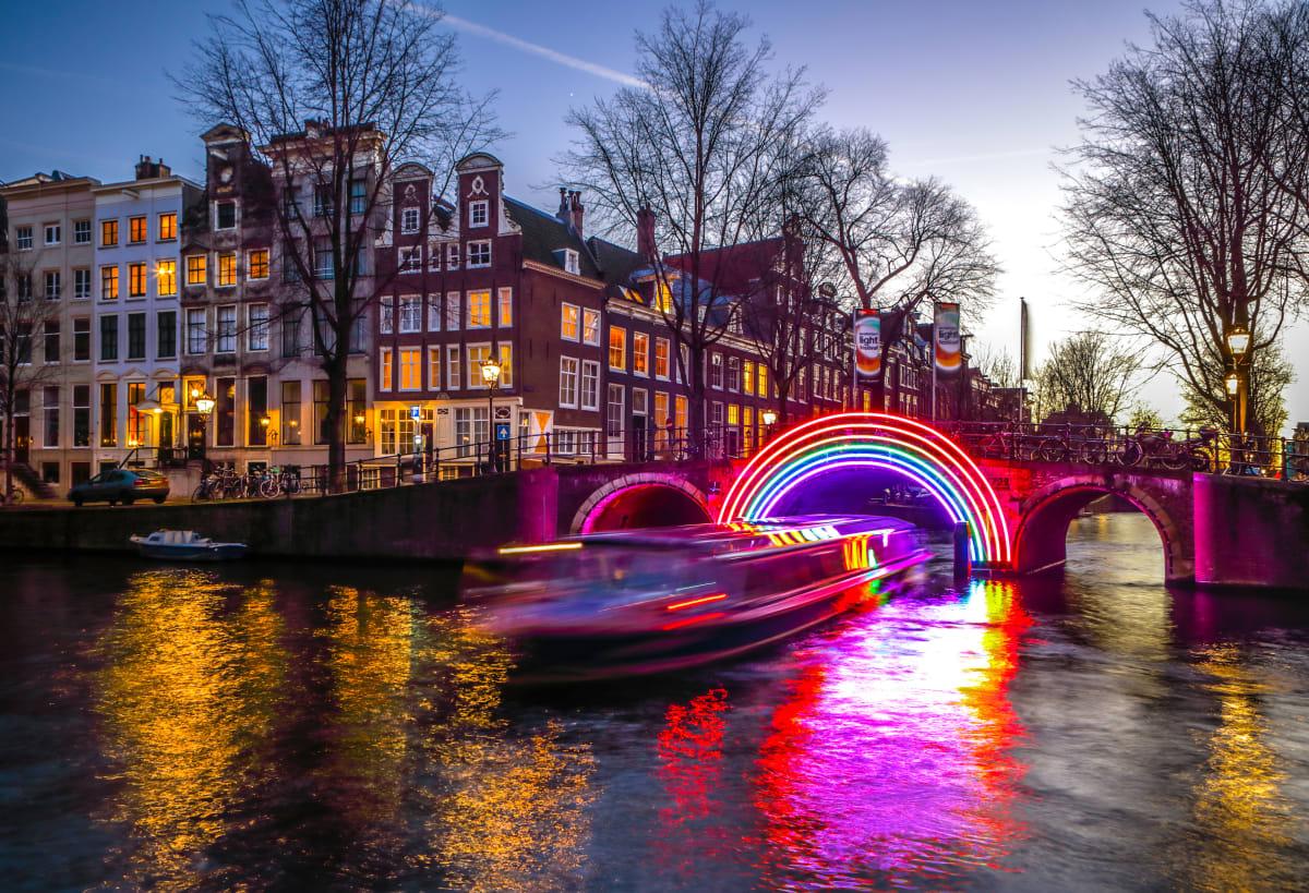 Lightfestival Amsterdam