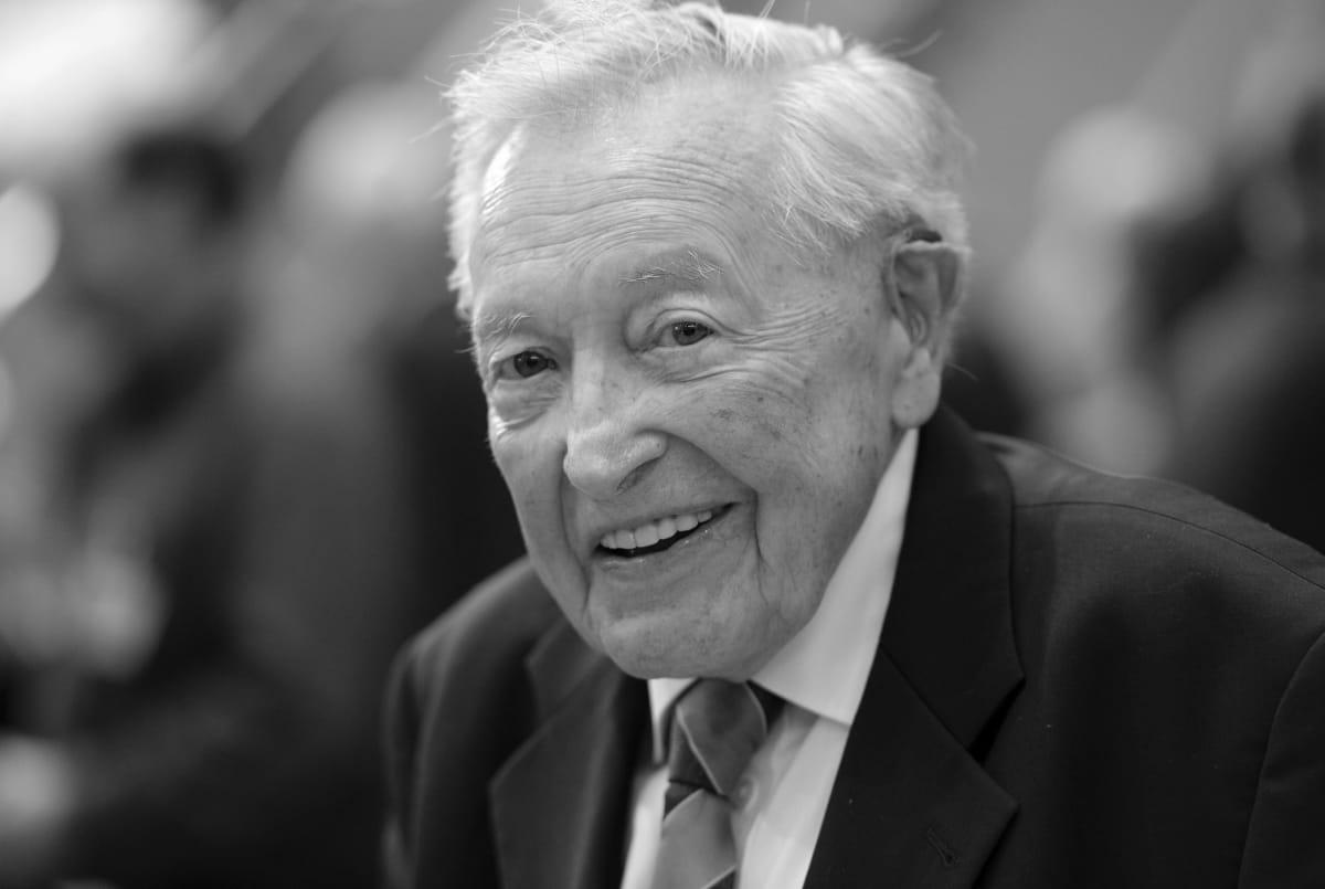Todestag Otto Flimm 10. Februar 2020 Ehrenpräsident ADAC e.V.