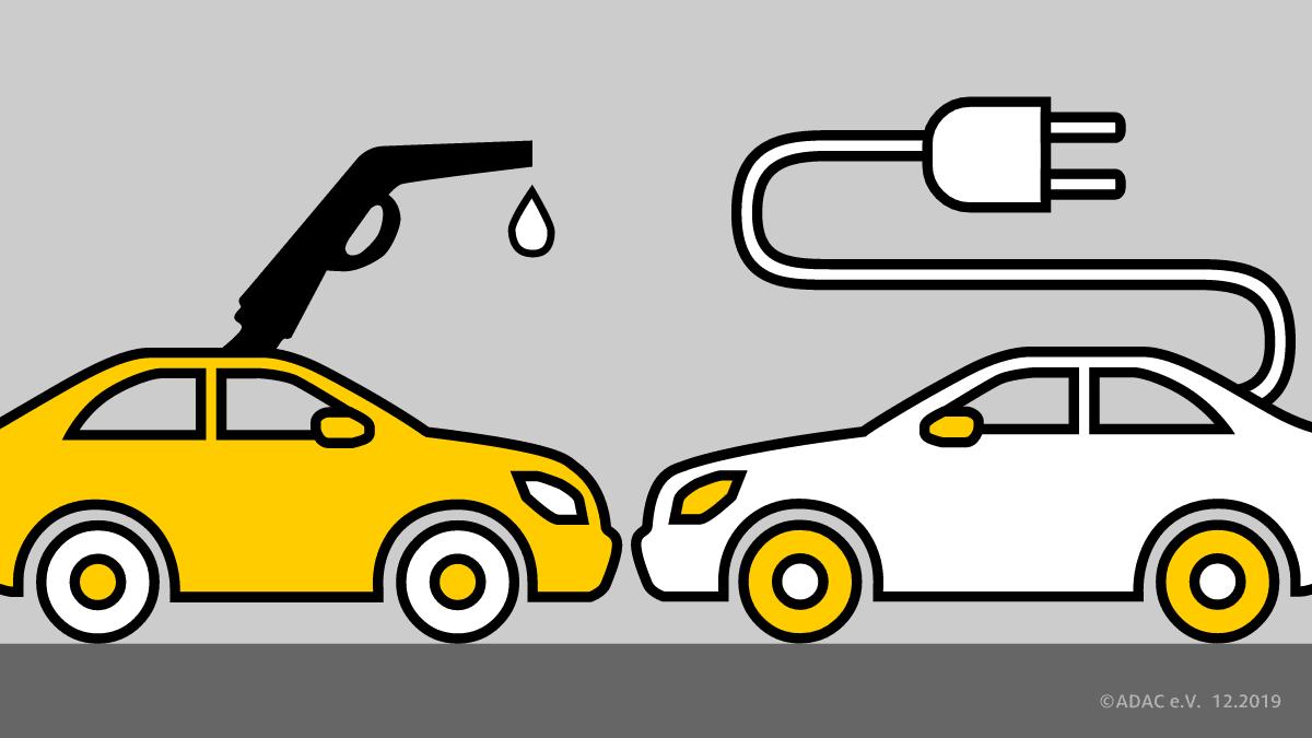Kostenvergleich Benzin vs Elektro