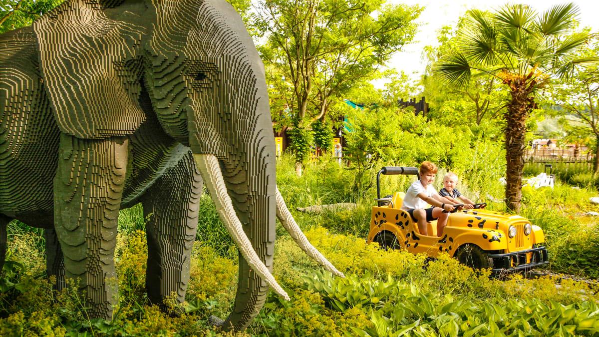 Abenteuerland Legoland Deutschland