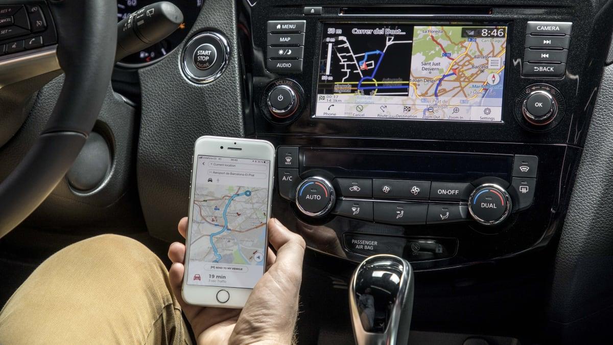 Nissan Qashqai 2019 Test Daten Motoren Und Preise Adac
